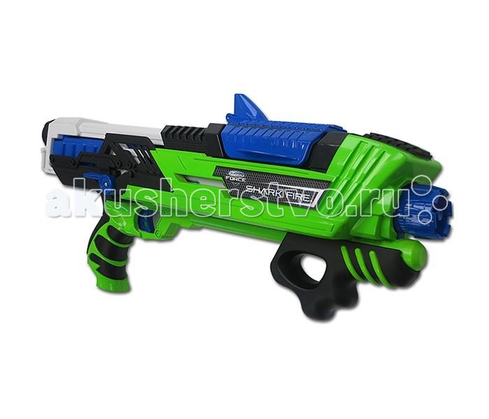Игрушечное оружие Hydro Force Водное оружие Sharkfire игрушечное оружие yako игрушечное оружие 2 в 1 y4640125
