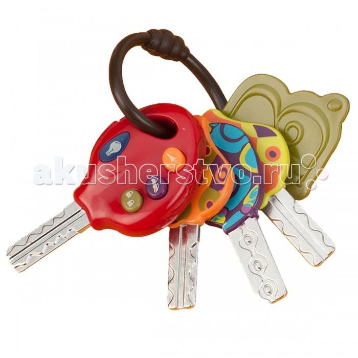 Развивающие игрушки Battat Набор электронных ключиков