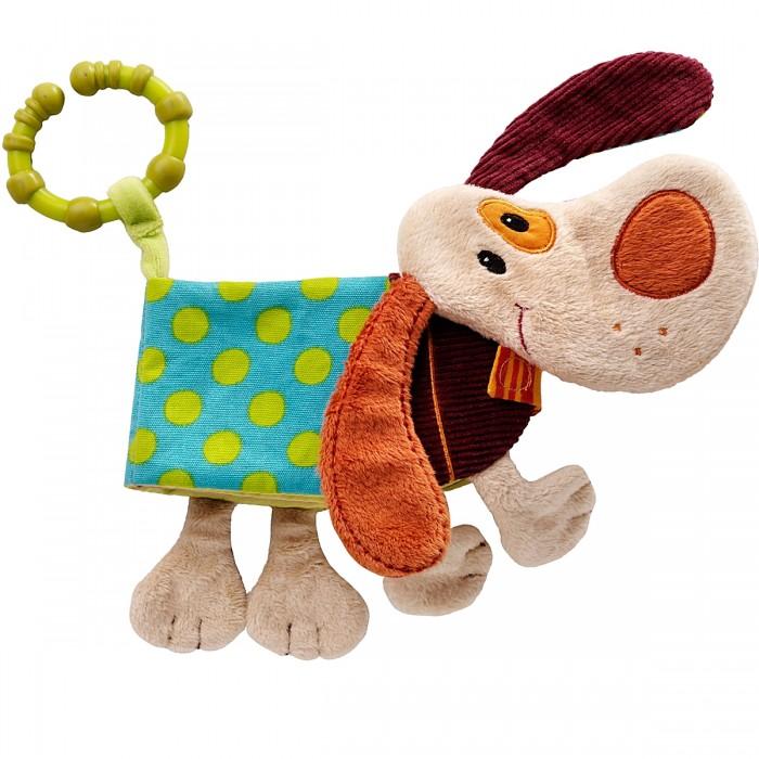 Книжки , Книжки-игрушки Lilliputiens Игрушка-книжка Собачка Джеф арт: 131366 -  Книжки-игрушки