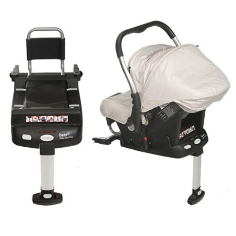 Детские автокресла , Базы для автокресел Casualplay База IsoFix для Baby Zero Plus арт: 13138 -  Базы для автокресел