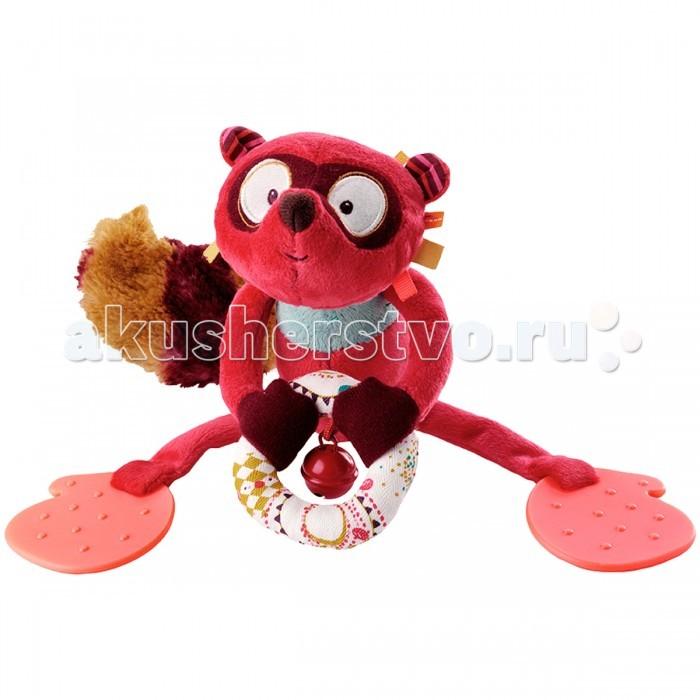 Купить Подвесные игрушки, Подвесная игрушка Lilliputiens Лемур Джордж со звоночком
