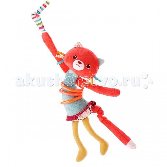 Развивающая игрушка Lilliputiens Кошечка Коллет 86581