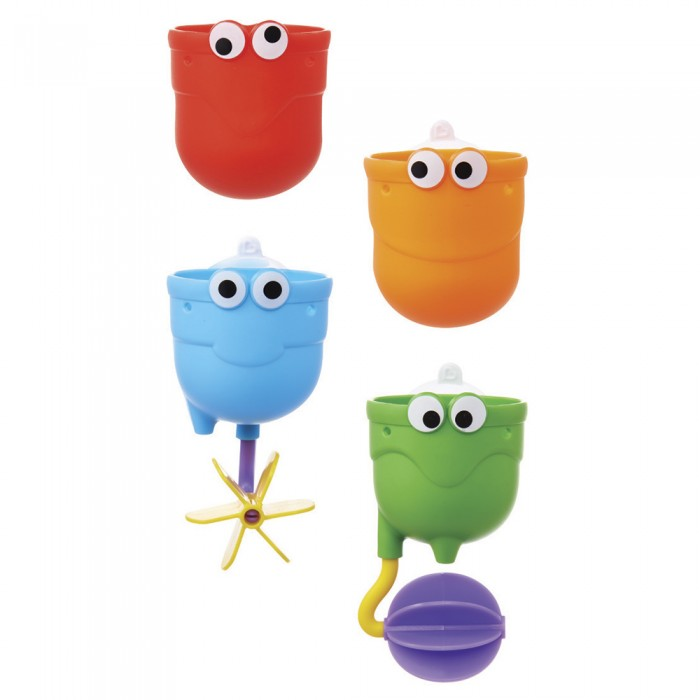 Игрушки для ванны Munchkin Игрушки для ванны Водопад игрушки для ванны tolo toys набор ведерок квадратные
