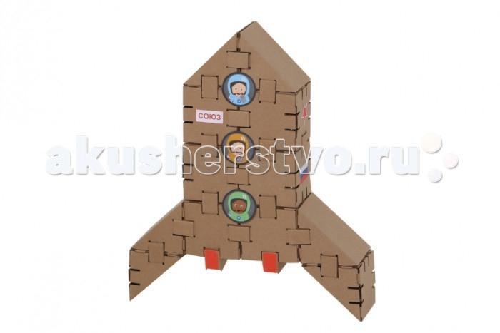 Конструкторы Yohocube Набор Ракета 12 деталей