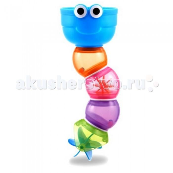 Игрушки для ванны Munchkin Игрушка для ванны Змейка munchkin мочалка для ванны уточка