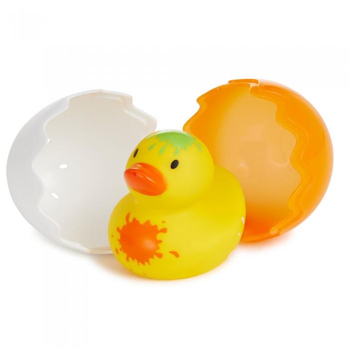 Игрушки для ванны Munchkin Игрушка для ванны Утёнок игрушки для ванны сказка игрушка для купания транспорт