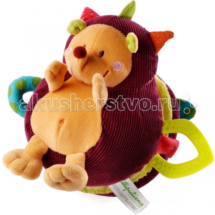 Lilliputiens Книжка-игрушка Ежик СимонКнижка-игрушка Ежик СимонLilliputiens Книжка-игрушка Ежик Симон. Симон - это миленький мягкий ежик, в котором можно обнаружить много чего интересного. В своем пузатом брюшке он прячет книгу о лесных зверях, предназначенную для обучения малышей первым жестам, которые помогут оживить лесных жителей.<br>
