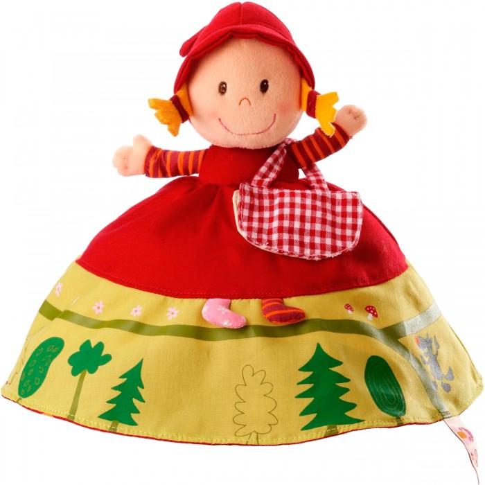 Купить Мягкие игрушки, Мягкая игрушка Lilliputiens Двусторонняя Красная шапочка