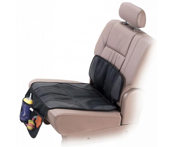 Munchkin Защитный коврик для сиденьяЗащитный коврик для сиденьяЗащитный чехол для сиденья Munchkin   Защищает сиденье автомобиля от царапин и потертостей, которые могут возникать от установки детского автокресла, а также от пролитых жидкостей и пятен детского питания.   долговечный виниловый чехол защищает обивку автомобильного сиденья от пролитых жидкостей, деформации и потертостей  удобное и простое крепление  практичный карман для влажных салфеток, поильника и прочих детских мелочей  подходит для всех типов автомобильных сидений совместим с креплениями IsoFix размеры: 49.5х90.2 см  На протяжении более 25 лет американская компания Munchkin работает над тем, чтобы избавить мир от надоевших прозаических товаров и облегчить жизнь каждого родителя, предлагая инновационные решения для ухода за малышом. Munchkin знает, что именно небольшие детали в жизни родителей и детей имеют решающее значение - все товары этой марки просты и понятны даже ребенку, при этом они способны превратить обыденные задачи в настоящее удовольствие!<br>