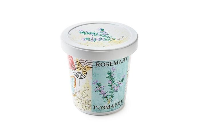 Наборы для выращивания Rostokvisa Набор для выращивания Розмарин набор для выращивания ранок твоя фоторамка в кристаллах