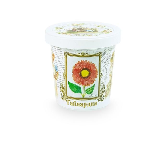 Наборы для выращивания Rostokvisa Набор для выращивания Гайлардия набор для выращивания eco малыш луковка 1186609