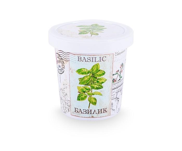 Наборы для выращивания Rostokvisa Набор для выращивания Базилик набор для выращивания rostokvisa лаванда