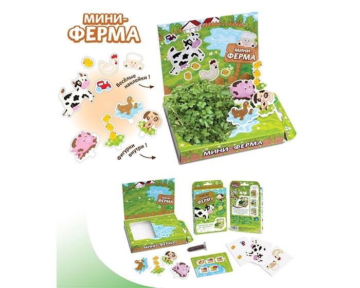 Наборы для выращивания Happy Plant Набор для выращивания Мини-ферма мини ферма для кролика где