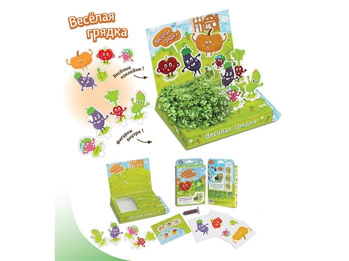 Наборы для выращивания Happy Plant Набор для выращивания Весёлая грядка набор для выращивания eco овечка 1040676