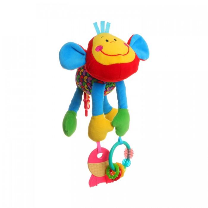 Купить Развивающие игрушки, Развивающая игрушка Bondibon Растяжка Обезьяна 29 см