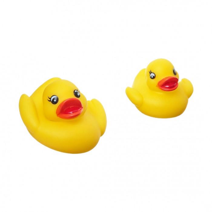 Игрушки для ванны Bondibon Игровой набор для купания утята 2 шт. игрушки для ванны росигрушка набор для купания для девочек утята 3 детали