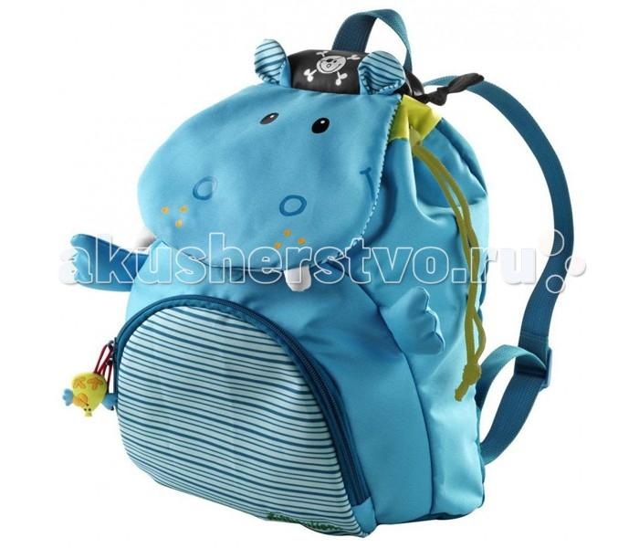 Lilliputiens Спортивная сумка Бегемотик Арнольд