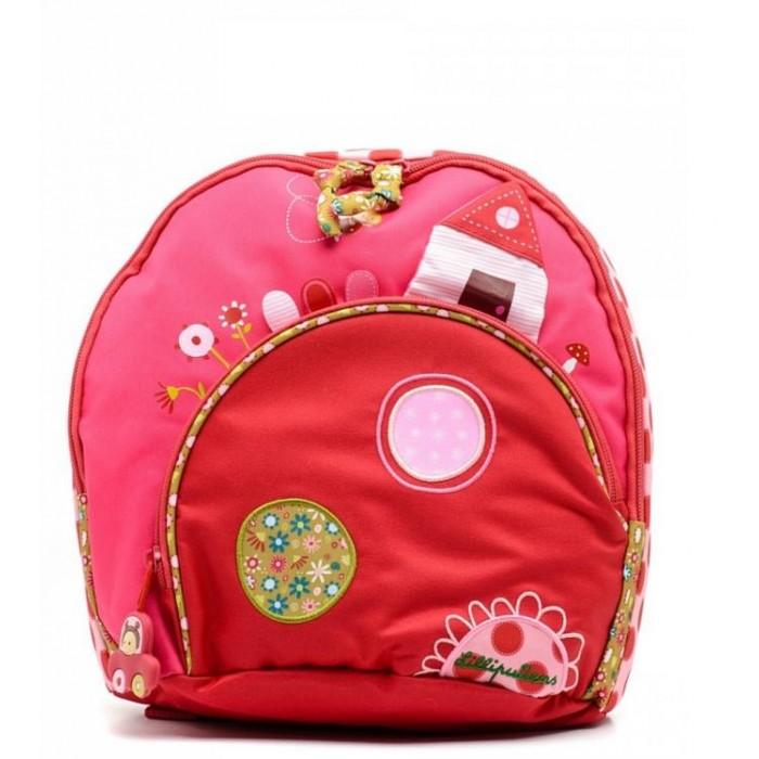 Сумки для детей Lilliputiens Рюкзачок маленький Божья коровка Лиза корзины для игрушек lilliputiens божья коровка лиза игрушка корзина