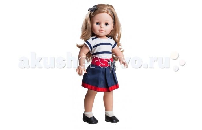 Куклы и одежда для кукол Paola Reina Кукла Эмма 06005 42 см paola reina пупс без одежды 22 см 31019