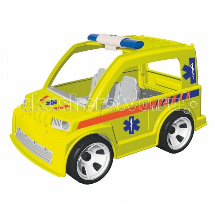 Multigo Машина скорой помощи и фельдшер