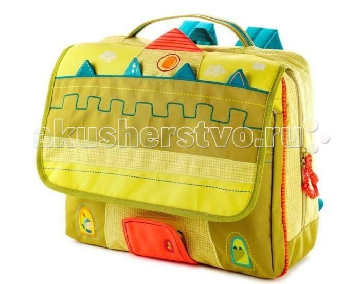 Lilliputiens Школьный рюкзак Дракон Уолтер А4