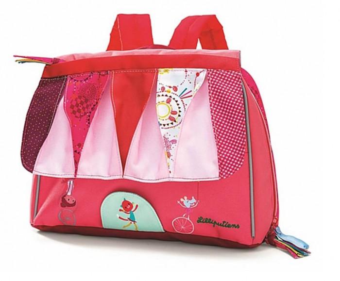 Lilliputiens Дошкольный рюкзак Цирк Шапито A5 от Lilliputiens