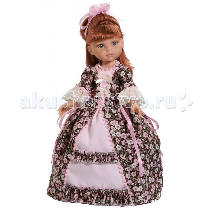 Paola Reina Кукла Кристи 04552 32 смКукла Кристи 04552 32 смPaola Reina Кукла Кристи 04552 32 см   Миловидное личико, шелковистые волосы и яркий наряд – вот то, что ценится в любой кукле. Кристи наделена всеми этими качествами!   Особенности: У куклы Paola Reina нежный ванильный аромат.  Уникальный и неповторимый дизайн лица и тела. Ручная работа (ресницы, веснушки, щечки, губы, прическа). Волосы легко расчесываются и блестят. Глазки не закрываются. Ручки, ножки и голова поворачиваются.  Качество подтверждено нормами безопасности EN71 ЕЭС.   Материалы: кукла изготовлена из винила глаза выполнены в виде кристалла из прозрачного твердого пластика волосы сделаны из высококачественного нейлона.  вес в упаковке 0,667 кг  объем упаковки 0,010 м3<br>