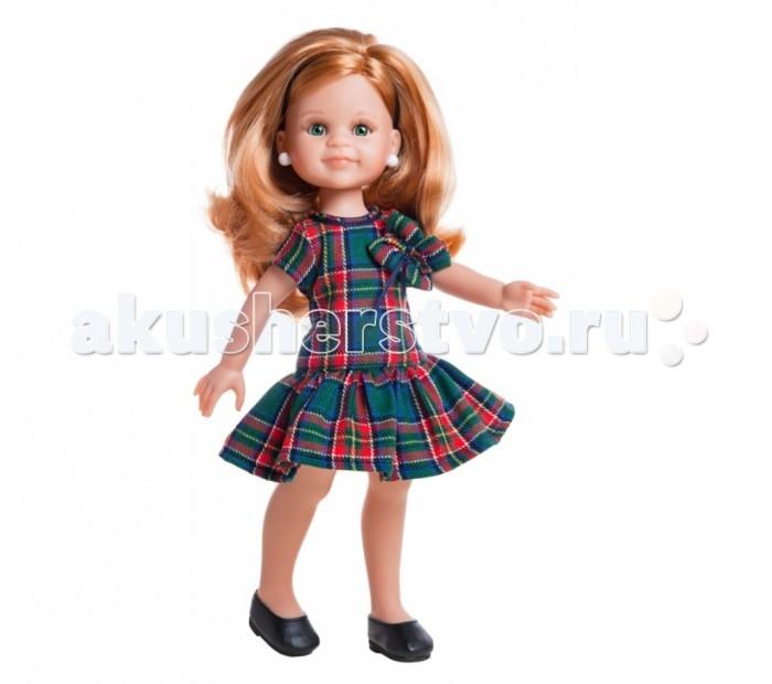 Куклы и одежда для кукол Paola Reina Кукла Клэр 32 см paola reina горди без одежды 34 см 34021