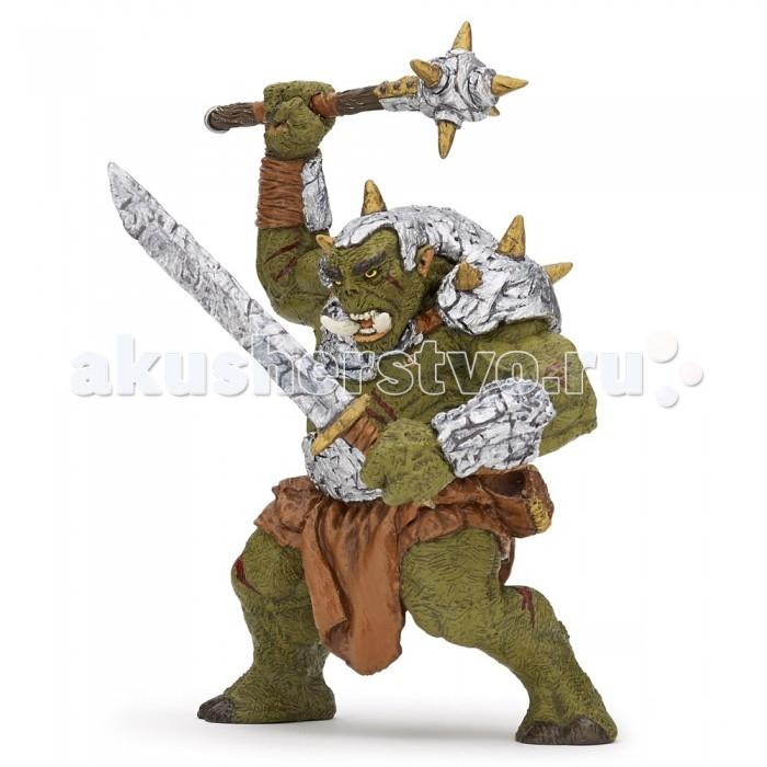 Papo Игровая реалистичная фигурка Гигантский Орк с саблей