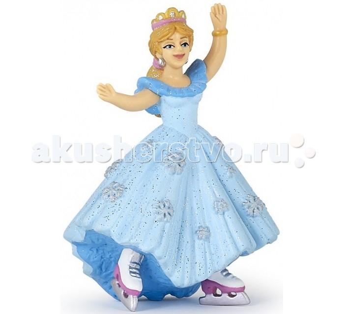 Papo Игровая реалистичная фигурка Принцесса на коньках
