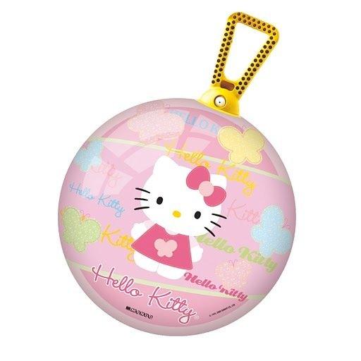 Спорт и отдых , Мячи Mondo Мяч-попрыгунчик Hello Kitty 45 см арт: 13473 -  Мячи
