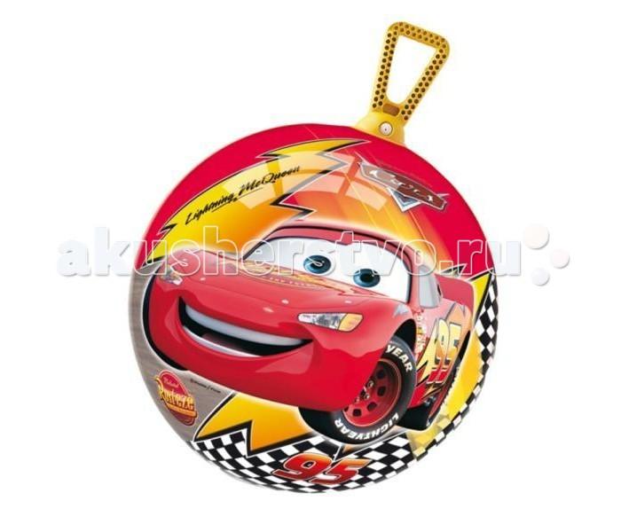 Мячи Mondo Мяч-попрыгунчик Тачки 45 см mondo тачки 18 993