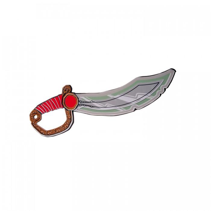 Игрушечное оружие Bondibon Оружие мягкое ятаган Отважный воин яигрушка ятаган
