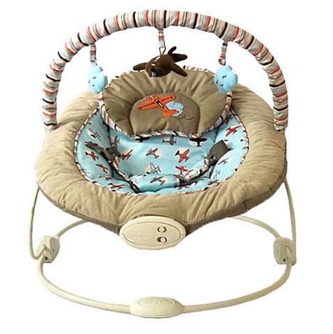 Кресла-качалки, шезлонги Baby Trend Шезлонг Хьюстон