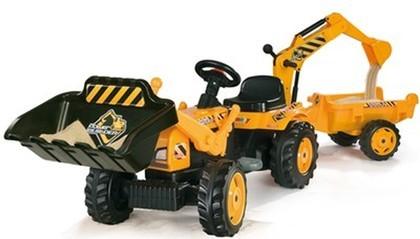 Smoby Трактор на педалях Max 33385