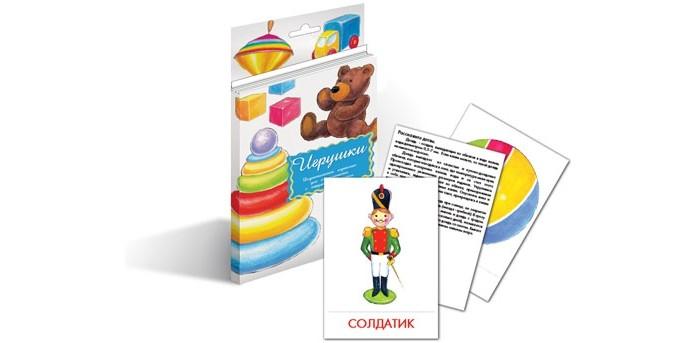 Раннее развитие Маленький гений Дидактические карточки Игрушки маленький гений пресс обучающие карточки правила дорожного движения