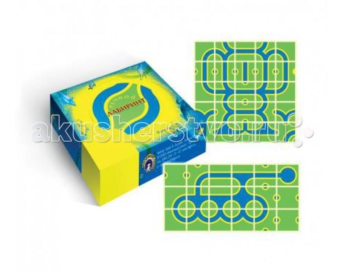Игры для малышей Маленький гений Игра Речной лабиринт маленький гений настольная игра поймай жука