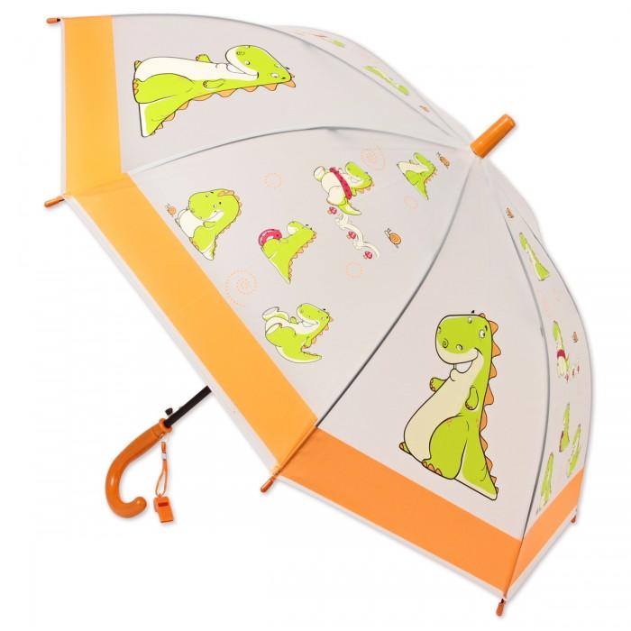 Детские зонтики Ami&Co (AmiCo) Зонт Динозаврик зонт eleganzza зонт