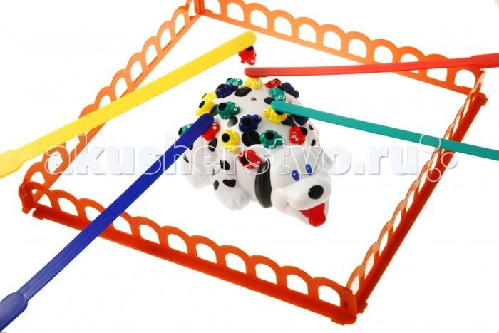 Настольные игры Маленький гений Настольная игра Поймай жука маленький гений настольная игра поймай жука