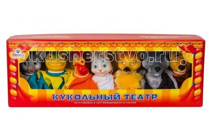 Весна Кукольный театр Весна по сказкам №2