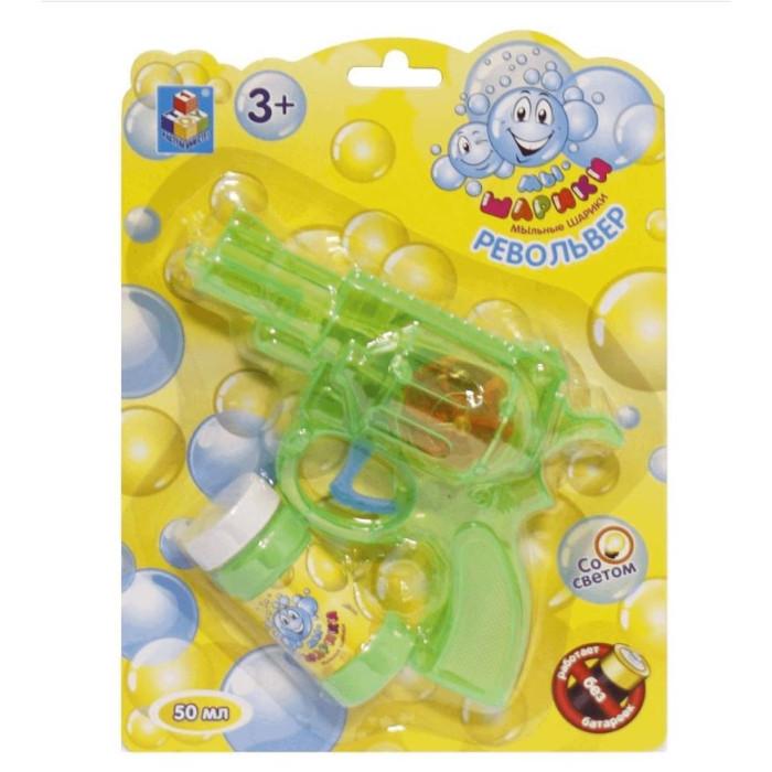 Мыльные пузыри 1 Toy Мыльные пузыри Мы-шарики! Т58740 мыльные пузыри формула 1 60 мл