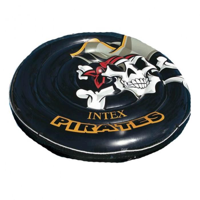 Летние товары , Матрасы для плавания Intex Надувной плот Пират арт: 136136 -  Матрасы для плавания