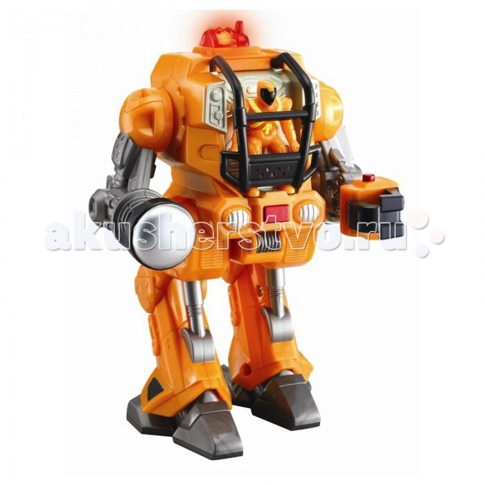 Hap-p-Kid Кибер-робот Оранжевый серии MARS 17.5 см