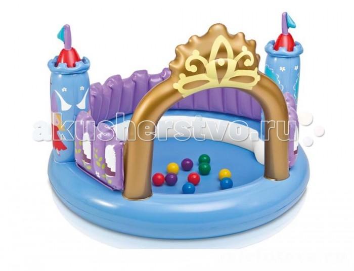 Intex Надувной бассейн с шариками Волшебный замок от Акушерство