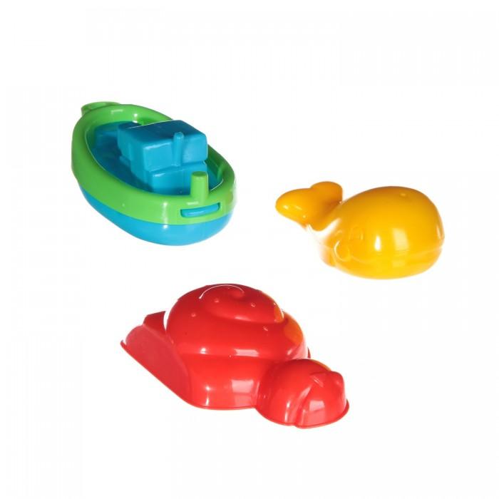 Fun Time Игрушка для ванной Лодка, морская звезда, кит 5027