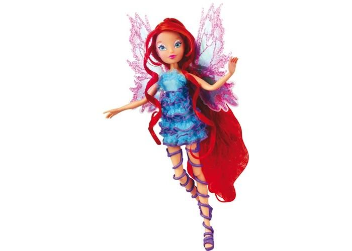 Куклы и одежда для кукол Феи Винкс (Winx Club) Кукла Мификс Блум 27 см winx club кукла мификс флора