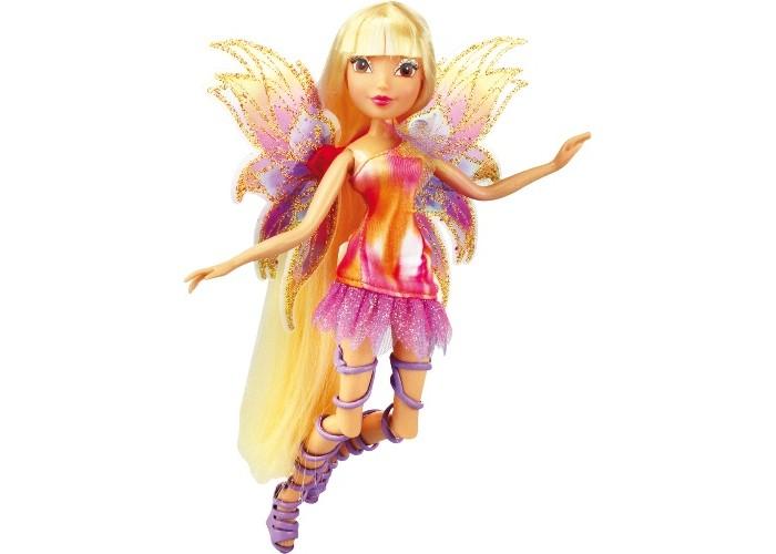 Куклы и одежда для кукол Феи Винкс (Winx Club) Кукла Мификс Стелла 27 см кукла winx мификс 28 см в ассортименте