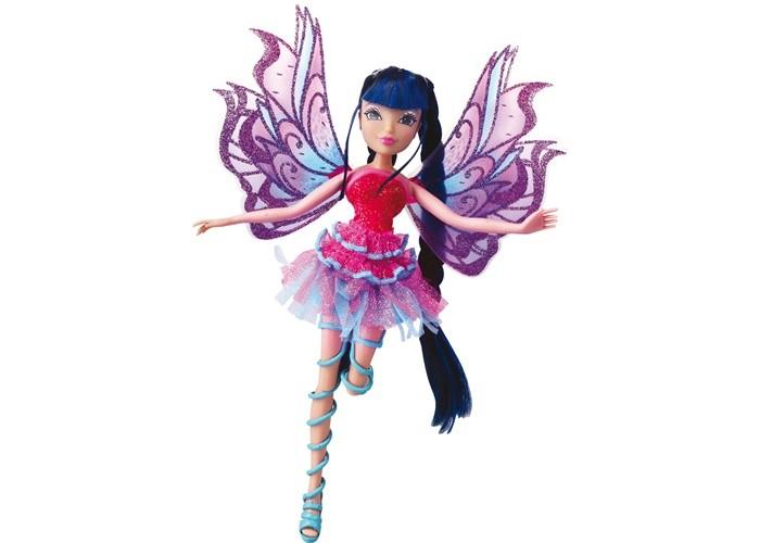 Куклы и одежда для кукол Феи Винкс (Winx Club) Кукла Мификс Муза 27 см кукла winx club диско муза