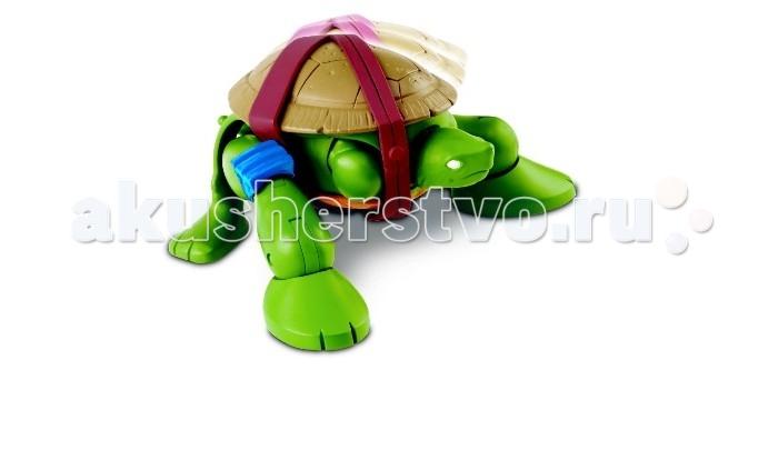 Игровые фигурки Playmates TMNT Фигурка Черепашки-ниндзя 15 см серия Mutation Лео плащ и маска черепашка ниндзя uni