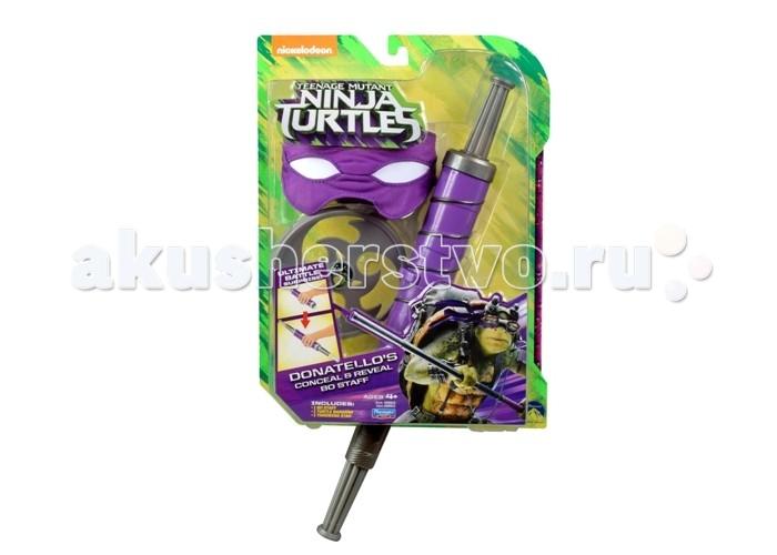 Игрушечное оружие Turtles Боевое оружие шест Донателло серия Movie Line 2016 цена